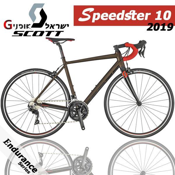 תמונה של אופני כביש Scott Speedster 10