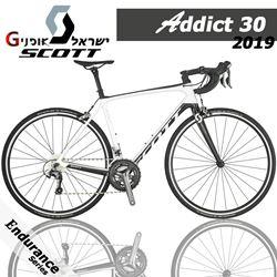 תמונה של אופני כביש Scott Addict 30