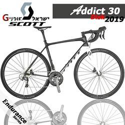 תמונה של אופני כביש Scott Addict 30 Disc