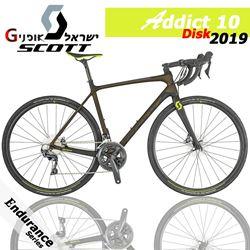 תמונה של אופני כביש Scott Addict 10 Disc