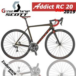 תמונה של אופני כביש Scott Addict RC 20 Disc