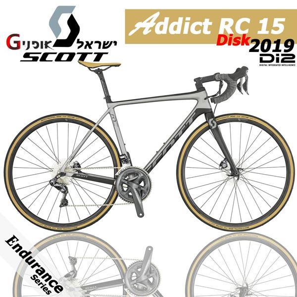 תמונה של אופני כביש Scott Addict RC 15 Disc Di2