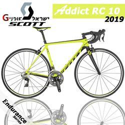 תמונה של אופני כביש Scott Addict RC 10