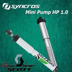 תמונה של משאבת כביש קומפקטית Syncros HP 1.0