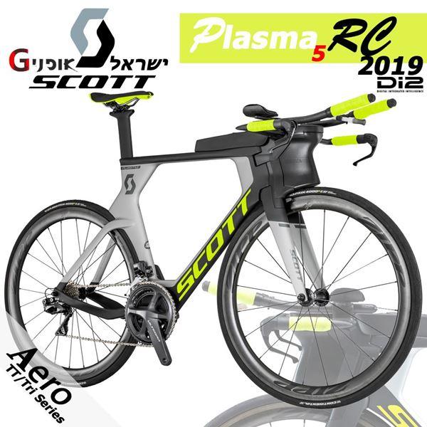 תמונה של אופני כביש Scott Plasma RC Di2
