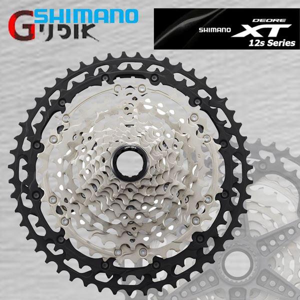תמונה של קסטה 12 הילוכים SHIMANO XT 8100