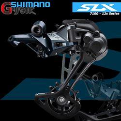 תמונה של מעביר אחורי 12 הילוכים Shimano SLX 7100