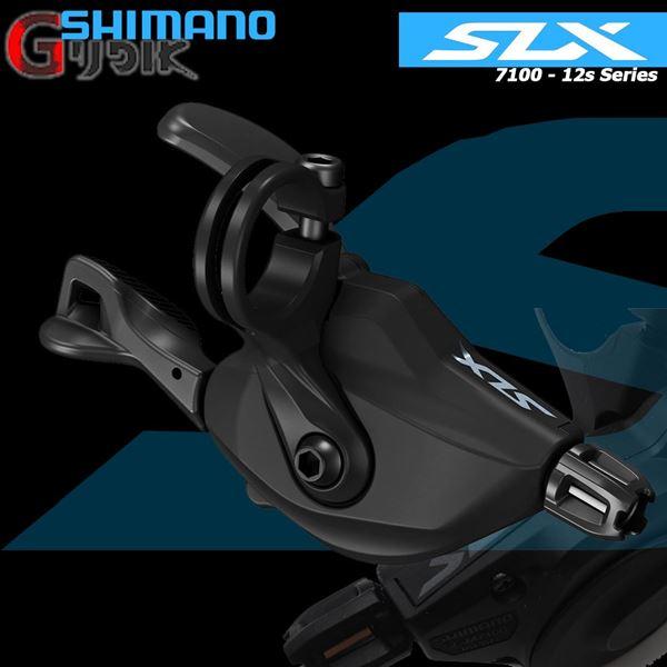 תמונה של שיפטר 12 הילוכים Shimano SLX 7100