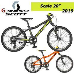 """תמונה של אופני הרים לילדים """"Scott Scale 20"""