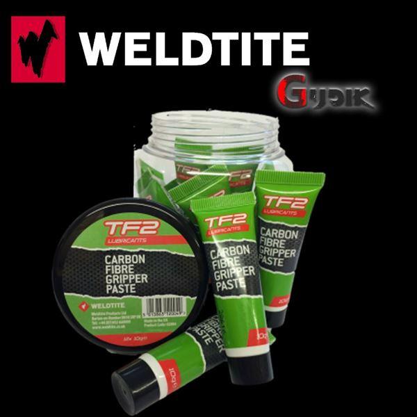 תמונה של משחת קרבון/ גריז קרבון Weldtite TF2 Carbon Paste