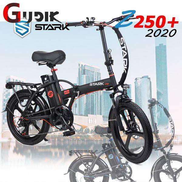 תמונה של אופניים חשמליות Stark Z250 Plus