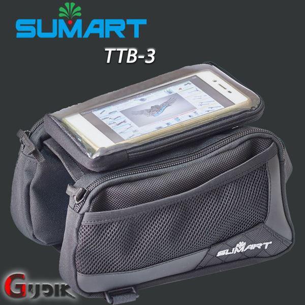 תמונה של נרתיק לשלדה אוניברסלי לסמארטפון Sumart TTB-3