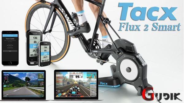 תמונה של טריינר Tacx Flux 2 Smart