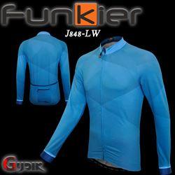 תמונה של חולצת רכיבה חורף שרוול ארוך Funkier Piacenza J848-LW
