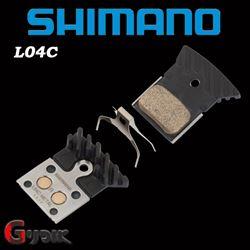 תמונה של רפידות ברקס מקוריות לאופני כביש Shimano L04C