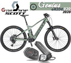 תמונה של אופני Scott Genius eRIDE 920 חשמליים