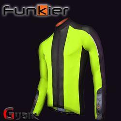 תמונה של חולצת רכיבה חורפית לילדים Funkier J729K