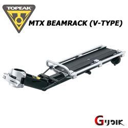 תמונה של סבל לאופניים Topeak MTX BeamRack V-type