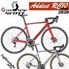 תמונה של אופני כביש Scott Addict RC 10 Disc