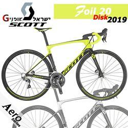 תמונה של אופני כביש Scott Foil 20 Disc