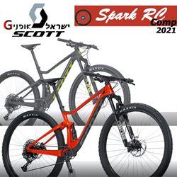 תמונה של אופני Scott Spark RC 900 Comp