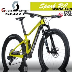 תמונה של אופני Scott Spark RC 900 World Cup AXS