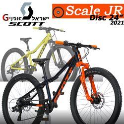 """תמונה של אופני הרים לילדים """"Scott Scale 24 Disc"""