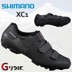 תמונה של נעלי רכיבה Shimano XC1