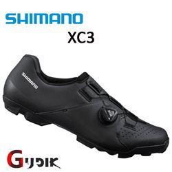 תמונה של נעלי רכיבה Shimano XC3