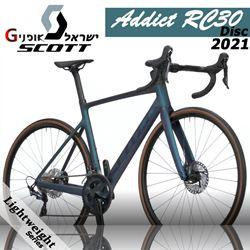 תמונה של אופני כביש Scott Addict RC 30