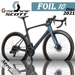 תמונה של אופני כביש Scott Foil 10