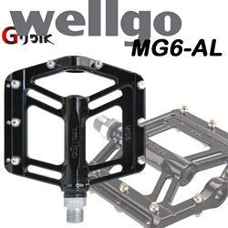 תמונה של פדלים הרים Wellgo MG6-AL
