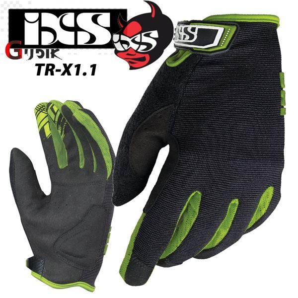 תמונה של כפפות רכיבה IXS TR-X1.1