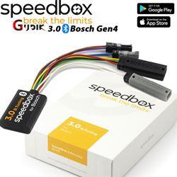 תמונה של קיט SpeedBox 3.0 B.Tuning לפתיחת מהירות למנועי Bosch Gen 4