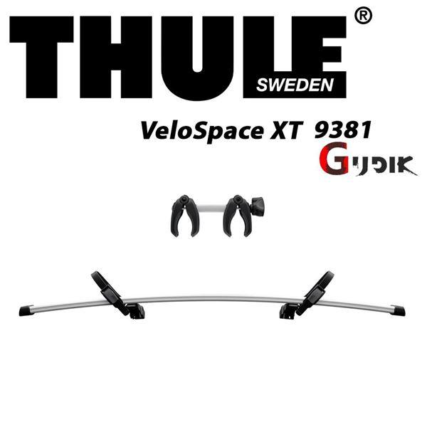 תמונה של הרחבה 9381 לזוג אופניים 4 לוו גרירה Thule VeloSpace 939