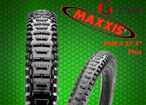 """תמונה של צמיג """"Maxxis Minion DHR 2 Plus TR/3CT/EXO 27.5"""