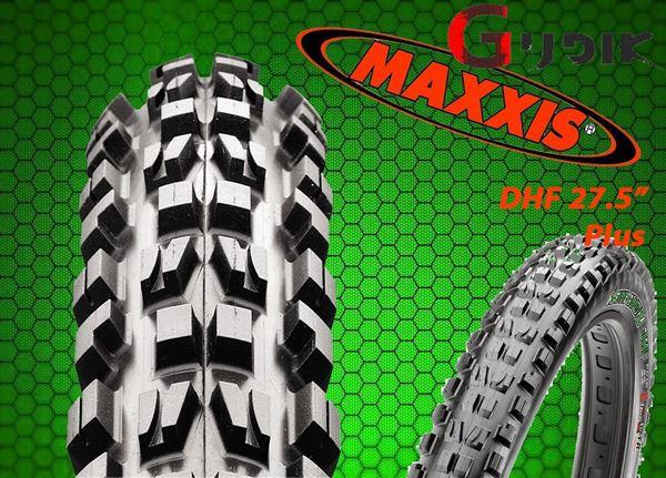 """תמונה של צמיג """"Maxxis Minion DHF Plus TR/3CT/EXO 27.5"""