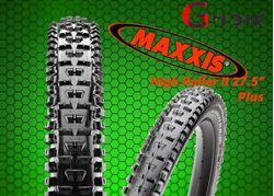"""תמונה של צמיג """"Maxxis High Roller II Plus TR/3CT/EXO 27.5"""