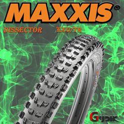 """תמונה של צמיג """"Maxxis Dissector TR/EXO+/WT 27.5"""
