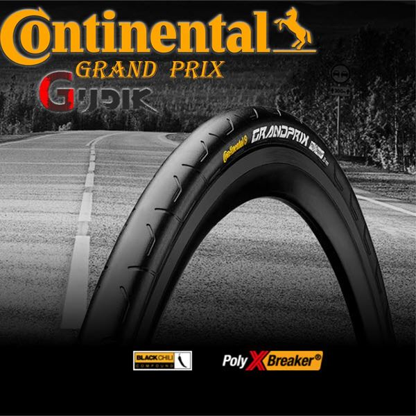 תמונה של צמיג כביש Continental Grand Prix