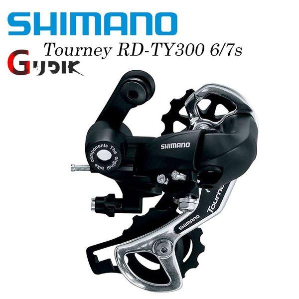 תמונה של מעביר אחורי Shimano Tourney RD-TY300