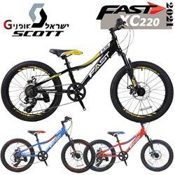 """תמונה של אופני הרים """"Fast XC220 20"""