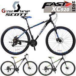 """תמונה של אופני הרים """"Fast XC920 29"""