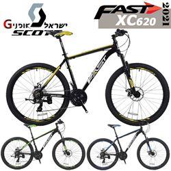 """תמונה של אופני הרים """"Fast XC620 26"""