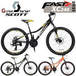 """תמונה של אופני הרים """"Fast XC240 24"""