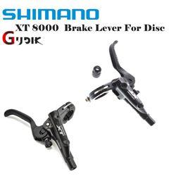 תמונה של ידיות בלם Shimano XT 8000