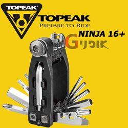 תמונה של אולר כלים +Topeak Ninja 16