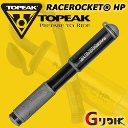 תמונה של משאבה קומפקטית Topeak RaceRocket HP