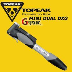 תמונה של משאבת קומפקטית Topeak Mini Dual DXG