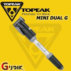 תמונה של משאבת קומפקטית Topeak Mini Dual G